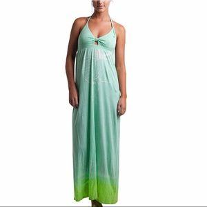 Rip Curl Maxi Ombré Beach Dress (S)